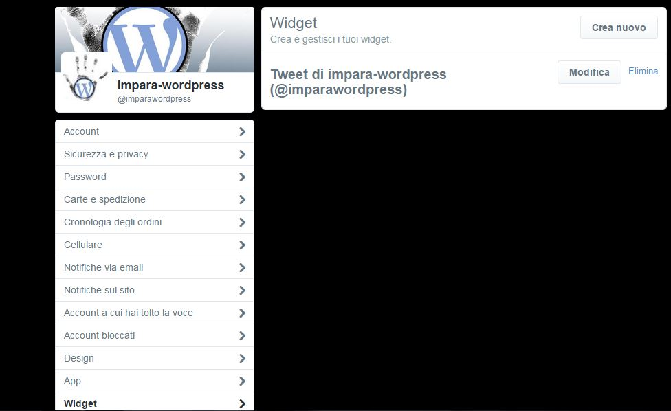 Plugin WordPress - come inserire i post di Twitter