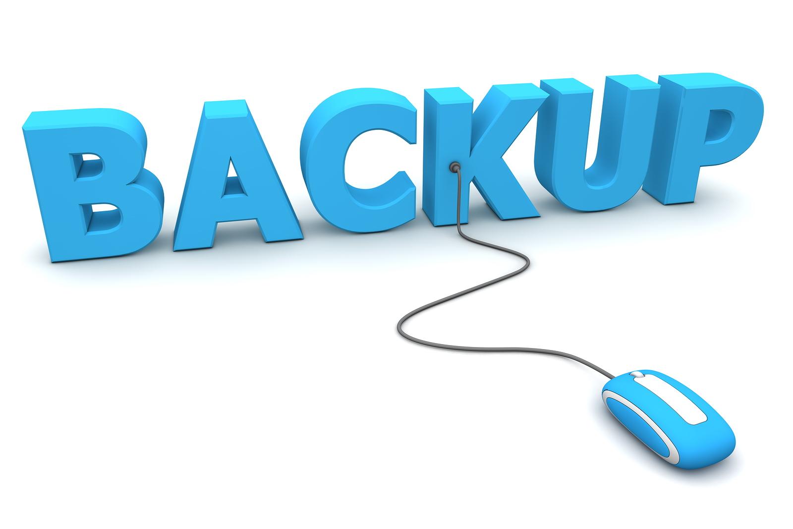 Hosting Web - come ripristinare un backup del sito web