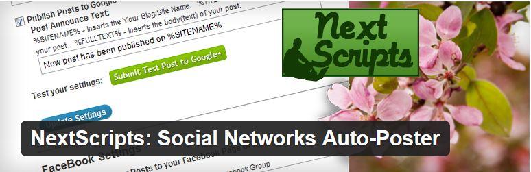 Plugin WordPress - come condividere automaticamente gli articoli nei Social