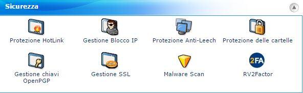 cPanel - Come proteggere le cartelle con password